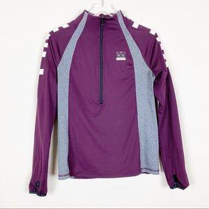 VICTORIA's SECRET PINK Ultimate Purple Pullover